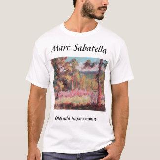 Camiseta Marc Sabatella - impressão de Colorado