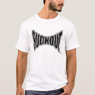 Camiseta Marca de SUCKOUT
