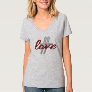 "Camiseta Marca de SURFESTEEM Co. - ""#Love"" - largedesign"