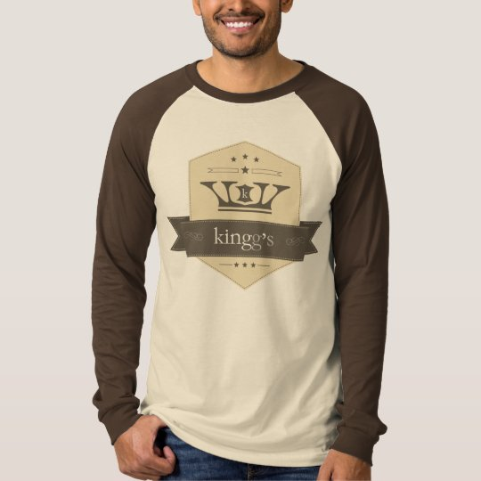 Camiseta Marca Kinggs - Vintage