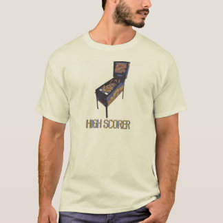 Camiseta Marcador alto