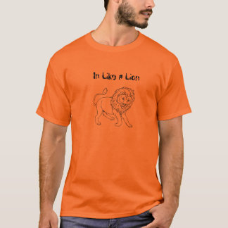 Camiseta Março à batida!