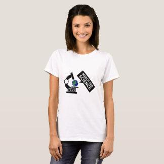 Camiseta Março não oficial para o t-shirt da ciência