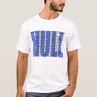 Camiseta Marcos da casca