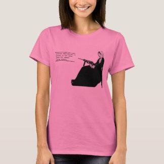 "Camiseta ""Maré lésbica lésbica da opressão"" -, March/1972"