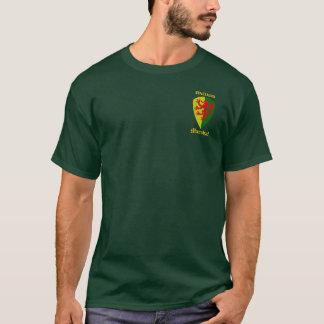 Camiseta Marechal de William/camisa do cruzado