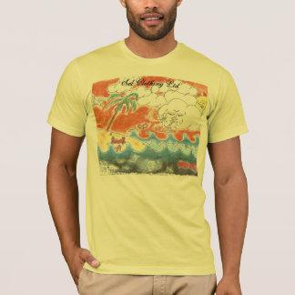 Camiseta mares violentos