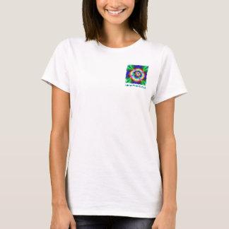 Camiseta Margarida de néon