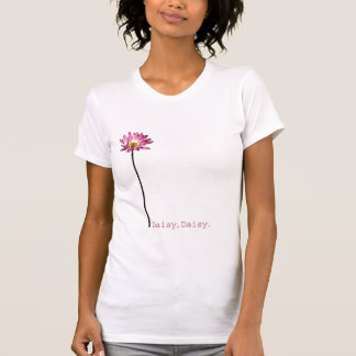 Camiseta Margarida, margarida