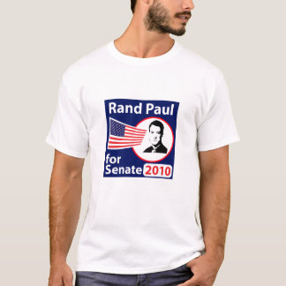 Camiseta Margem Paul para o t-shirt do Senado