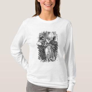 Camiseta Marguerite da reunião de Faust