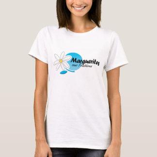 Camiseta Marguerites do femme de Chandail sem frontieres
