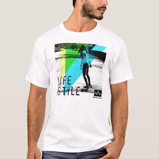 Camiseta Marhomeno Life style