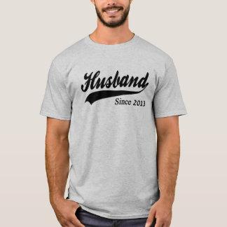 Camiseta Marido desde 2013