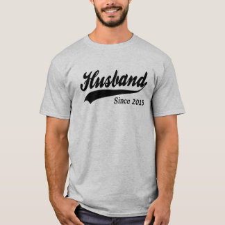 Camiseta Marido desde 2015