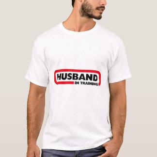 Camiseta Marido no treinamento