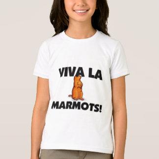 Camiseta Marmota do La de Viva