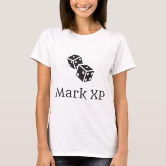 Camiseta Marque o roupa de XP