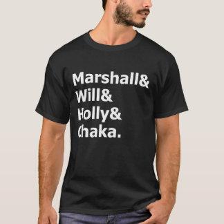 Camiseta Marshall & Chaka