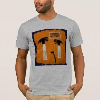 Camiseta martelo