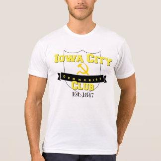 Camiseta Martelo do clube | de Iowa City & t-shirt