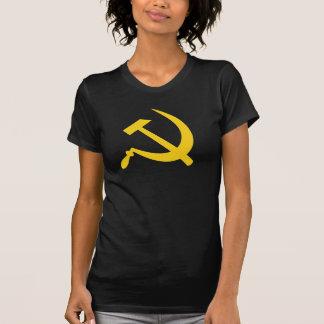 Camiseta Martelo e foice