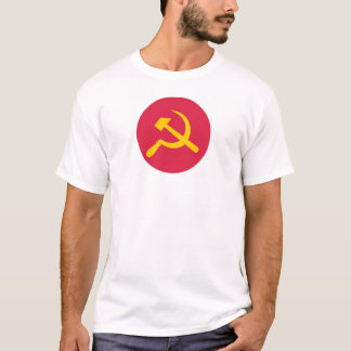 Camiseta Martelo & foice