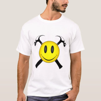 Camiseta Martelos de smiley face