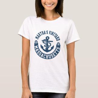 Camiseta Martha's Vineyard Massachusetts
