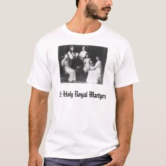 Camiseta Mártir reais santamente