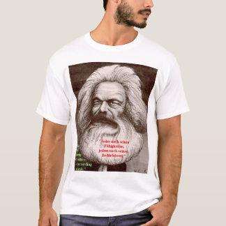 Camiseta Marx