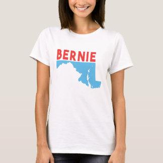 Camiseta Maryland para o T das máquinas de lixar de Bernie