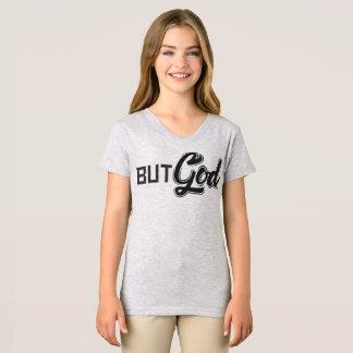 Camiseta mas DEUS