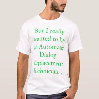 Camiseta Mas eu quis realmente!