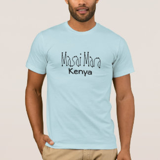 Camiseta Masai Mara Kenya