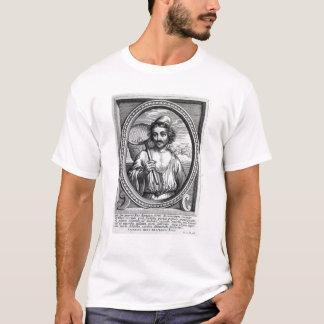 Camiseta Masaniello, gravado por Petrus de Iode