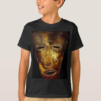 Camiseta Máscara africana