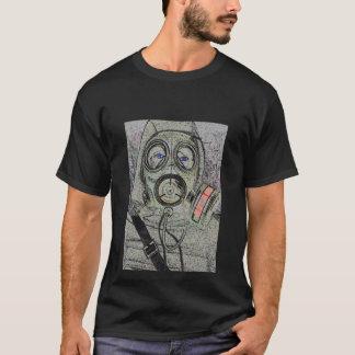 Camiseta Máscara de gás