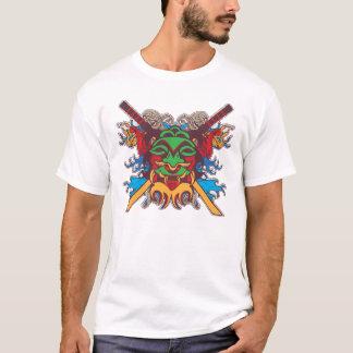 Camiseta Máscara de Kabuki