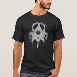Camiseta máscara do dubstep