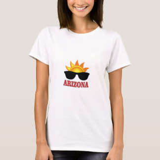 Camiseta máscaras da arizona yeah