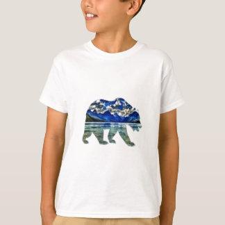 Camiseta Máscaras do azul