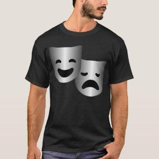 Camiseta Máscaras do teatro