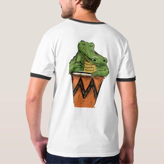 Camiseta Masculina Amigos da Onça