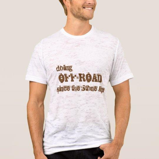 Camiseta masculina Doing Off-Road