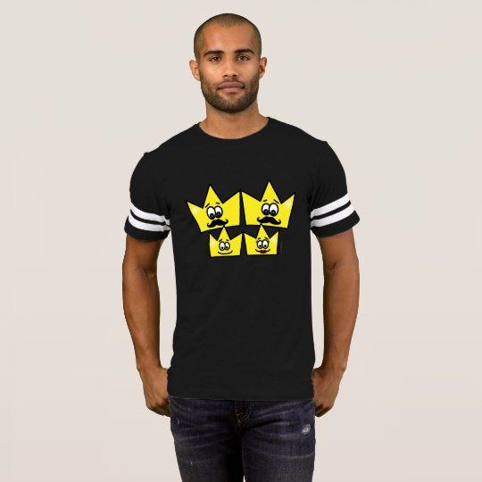 Camiseta masculina futebol americano - Família Gay
