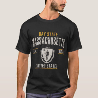 Camiseta Massachusetts