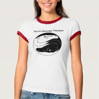 Camiseta Massagem eqüino