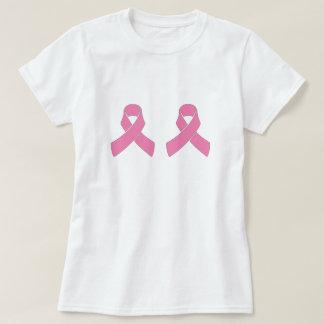 Camiseta Mastectomia do sobrevivente do cancro da mama