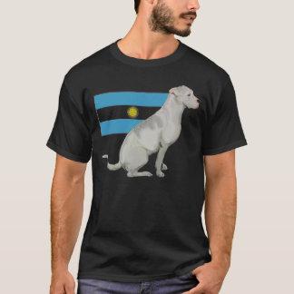 Camiseta Mastiff argentino